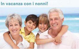 in vacanza coi nonni